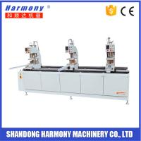 Wholesale PVC Three Head Vertical Welding Machine for Window and Door from china suppliers