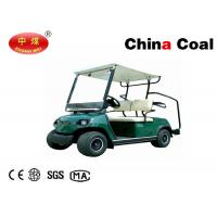Wholesale 2 Seaters Small Custom Golf Carts for 1 or 2 people with Hydraulic Brake on Rear Wheels from china suppliers