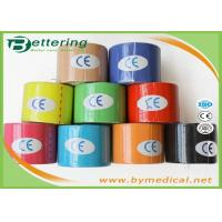 Wholesale Breathable physio therapy kinesiology tape sports muscle tape various colour from china suppliers