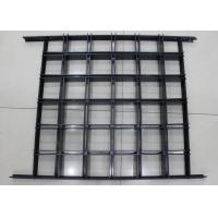 Wholesale Install with Black T bar Frame Metal Aluminum grid ceiling 600 x  600 Lattice from china suppliers