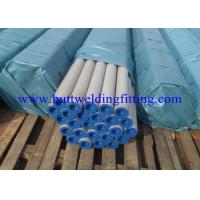 Wholesale Seamless Duplex Thin Wall Stainless Steel Pipe ASTM A790 UNS S31200 S31260 S31500 from china suppliers