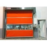 Wholesale 1.2mm High Speed Industrial Roll Up Doors Warehouse Insulated Roll Up Door from china suppliers