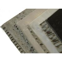 Wholesale Square Aluminium Honeycomb Stone Panels high rigidity , soundproof from china suppliers