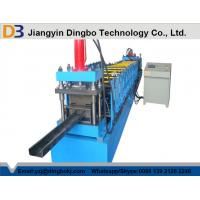 Wholesale Post Cutting C Z Purlin Forming Machine With Chain Transmission 7.5kw from china suppliers