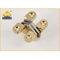Wholesale Hidden Zinc Alloy Small Concealed Hinges For Lightweight Door Leaf from china suppliers