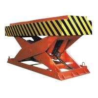 Wholesale 5000Kg Loading Hydraulic Cargo Lift Table With Gas Shield Welding from china suppliers