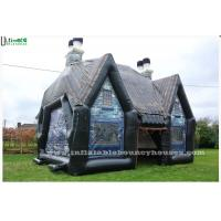 Quality Outdoor Parties Giant Inflatable Pub Tent With Complete Digital Printing for sale