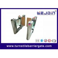 Wholesale High Class Turnstile Entry Swing Barrier Gate Systems For Upscale Community from china suppliers