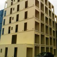 Buy cheap Container houses, waterproof, long lifespan, environment-protection, flexible assembly from wholesalers