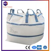 Quality 1000kg PP Super Sacks Big Bulk Bags Food Grade FIBC For Fertilizer for sale