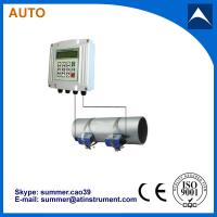 Wholesale Wall mounted low cost high performance ultrasonic flow meter from china suppliers
