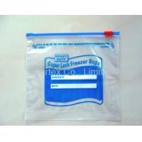 Wholesale Food Garde LDPE Plastic Zipper Bags With 4 Colors 0.035mm - 0.12mm from china suppliers