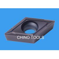 Dongguan manufacturer mitsubishi chip breaker cnc tungsten carbide turning insert DCMT