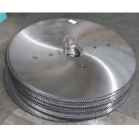 Wholesale Parrot tooth profile cold cut flying sawing 8CrV  friction saw blade in tube and pipe factory from china suppliers
