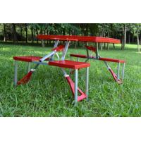 Wholesale Custom Easy Carry Folding Camping Table And Chairs For Promotion Event from china suppliers