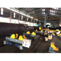 Wholesale Hydraulic Welding Turning Rolls Wind Tower Production Line 20 Ton 3m Diameter from china suppliers