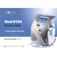 Wholesale Q-Switched ND YAG Laser Tattoo Removal Machine , Age Spot Removal Machine from china suppliers