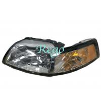 Wholesale 99-04 Ford Mustang Car lighting system auto headlamp HEADLAMP ASSY W/CHROME BEZEL LH from china suppliers