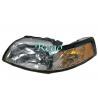 Buy cheap 99-04FordMustangCar lighting system auto headlamp HEADLAMPASSYW/CHROMEBEZELLH from wholesalers