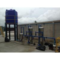 Wholesale Water Treatment Waste Plastic Recycling Machine from china suppliers