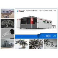 Wholesale Aluminum Plate Copper Brass Laser Sheet Metal Cutter Machine With Full Cover from china suppliers