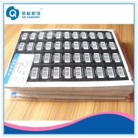 Wholesale Custom Print Die Cut Self Adhesive Barcode Labels In Sheet from china suppliers