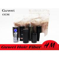 Wholesale Small Size Hair Building Fiber Powder Scalp Concealer For Thinning Hair OEM Service from china suppliers