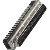 Wholesale Phosphor Bronze Male DIP Computer Pin Connectors  1.27mm LCP 30%GF UL94V-0 from china suppliers
