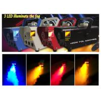 Wholesale Single RGB  LED 400w  Stage Fogger  LED Fog Machine Mist Maker  For Audio, Party   X-025 from china suppliers