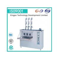 Wholesale High Temperature Cable Testing Equipment Heating Deformation Tester GX-4004 from china suppliers