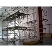 Wholesale High Tensile Gas furnace boiler Scaffolding / Aluminum scaffold tower OEM ODM from china suppliers