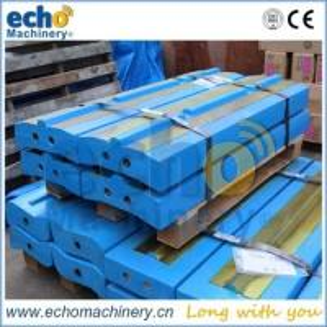 Wholesale Ceramic insert Kleemann MR130 EVO blow bar from china suppliers