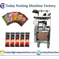 Wholesale semi auto powder packing machine with auger filler from china suppliers