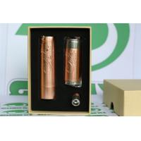 Wholesale Quit Smoking Full Stingray Mechanical Mod Solid Copper electronic cigarette safety from china suppliers