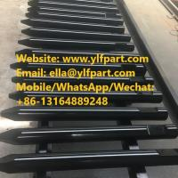 China parts hydraulic hammer montabert chisel tips V55 brv45 750 XL1700 XL1000 chisel excavator breaker XL1300 moil point for sale