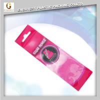 China header bag with butterfly hole for candy zip top china manufacturer on sale