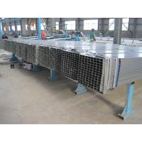Quality Normal Carbon Steel with Galvanized , Galvanized Steel Pipes Used in Bridge Construction for sale