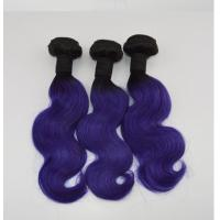 Buy cheap high quality DHL Fedex fast delivery no shedding 100% virgin peruvian body wave hair from wholesalers