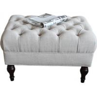 Wholesale Upholstered Bedroom Ottoman Bench Oak Wood Luxury Furniture For Hotel from china suppliers