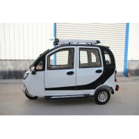 60V800W/1000W Motor Electric Passenger Car With Three Wheels , Electric Powered Vehicles