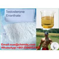 Wholesale Testosterone Enanthate White Crystalline Powder Test E CAS 315-37-7 for Muscle Building from china suppliers