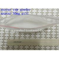 Wholesale CAS 53-39-4 anabolic bodybuilding supplements Oxandrolone 50MG Oral Tablet Anavar Pills from china suppliers