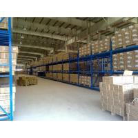 Wholesale 800KG - 5000KG cold rolled steel heavy duty racking with Corrosion - protection from china suppliers