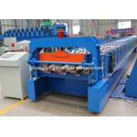 Wholesale Steel Structure Floor Decking Forming Machine Automatic With Hydraulic Cutter from china suppliers