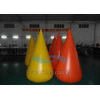 Wholesale Drop-Shaped Triathlon Inflatable Buoy  with High Pressure Valve from china suppliers