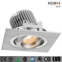 Buy cheap CE Aluminum Alloy CE LED Recessed Downlight Spotlight Cut Out 83mm 7w 180mA Spotlight/R3B0096 from wholesalers