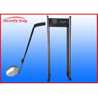 Quality 6 Zones Walk Through Security Metal Detectors For Concealed Weapon XST-A2 for sale