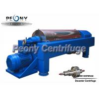 Wholesale Large Volume Drilling Mud Centrifuge with Horizontal Structure from china suppliers