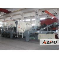 Wholesale Flexible Mobile Crushing Plant , Portable Impact Crusher For Mining Quarry from china suppliers