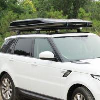 Wholesale Automobile Hard Case Roof Top Tent , Double Layer Hard Shell Camping Tent from china suppliers